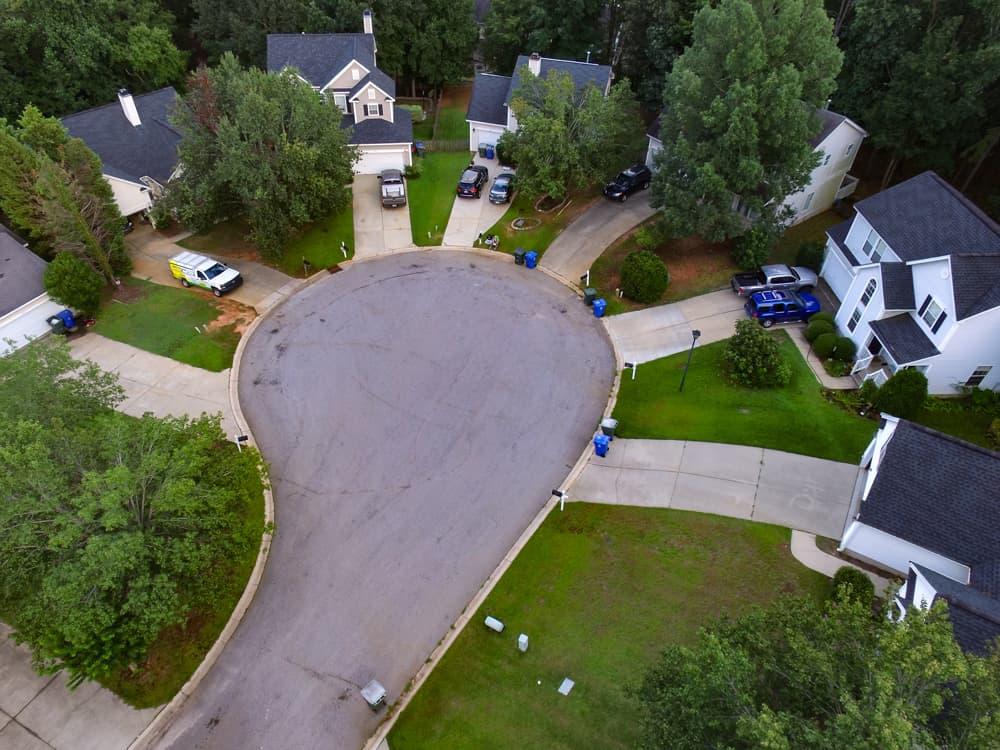 The CHP Neighborhoods in Columbia SC