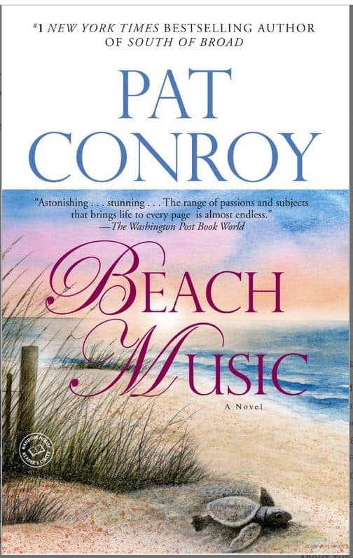Beach Music Aug Book Club