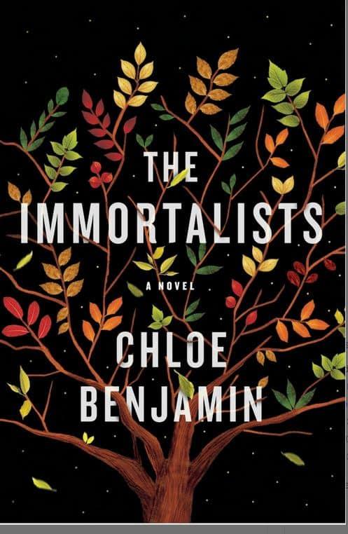 The Immortalists Oct Book Club