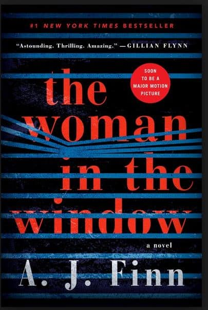 The Woman In The Window June Book Club