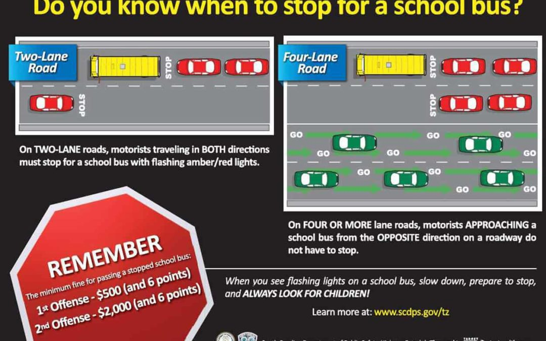 Back to School: Neighborhood Bus Stop Safety Tips