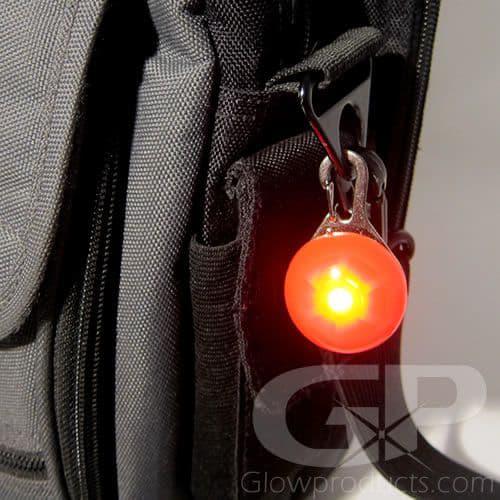 Clip on led pet safety light