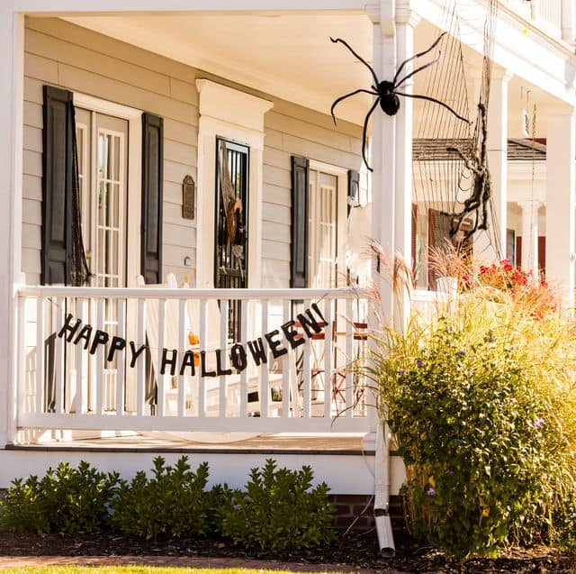 Halloween Safety for your home