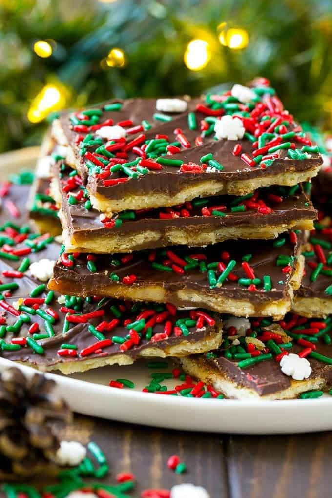 Saltine Toffee (Christmas Crack)